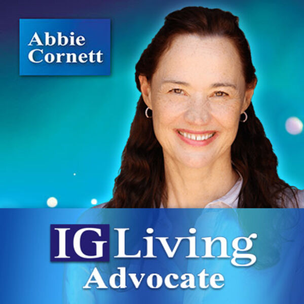 IG Living Advocate Podcast Podcast Artwork Image