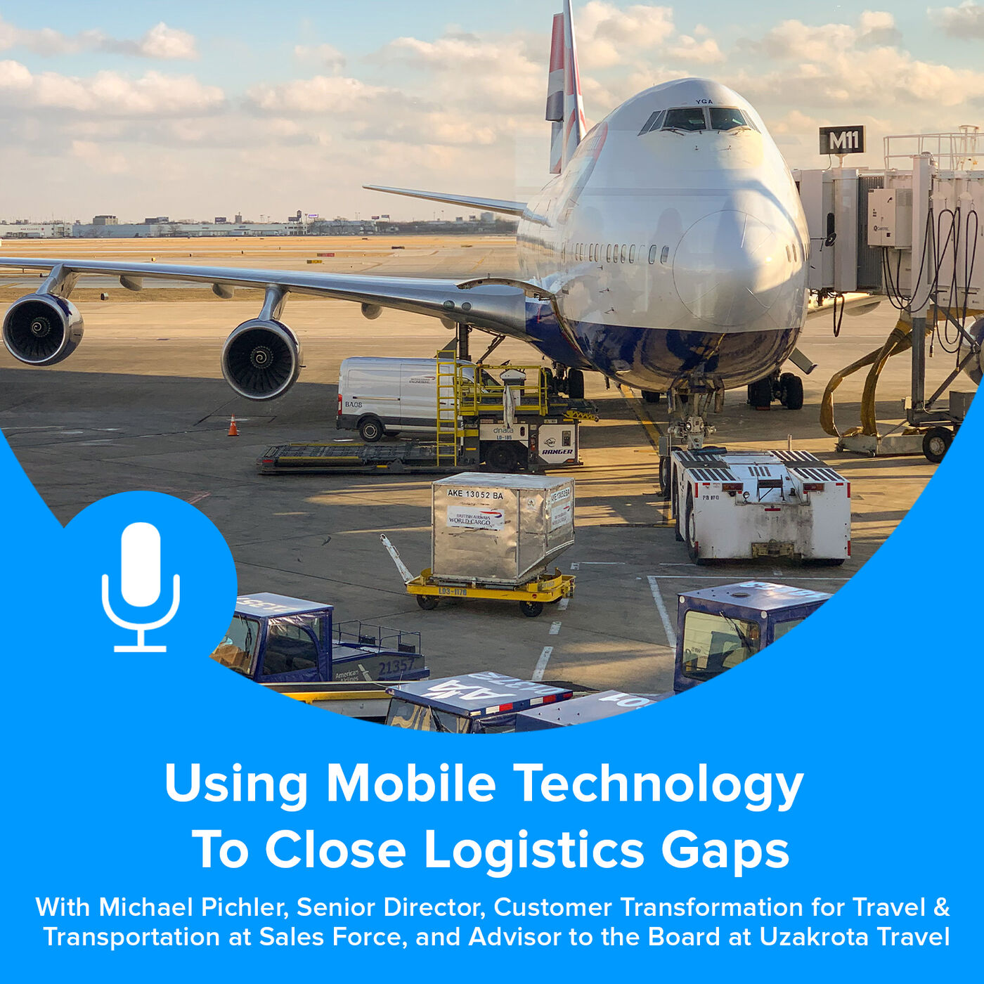 Using Mobile Technology to Close Logistics Gaps // An Anyline, Anytime Interview