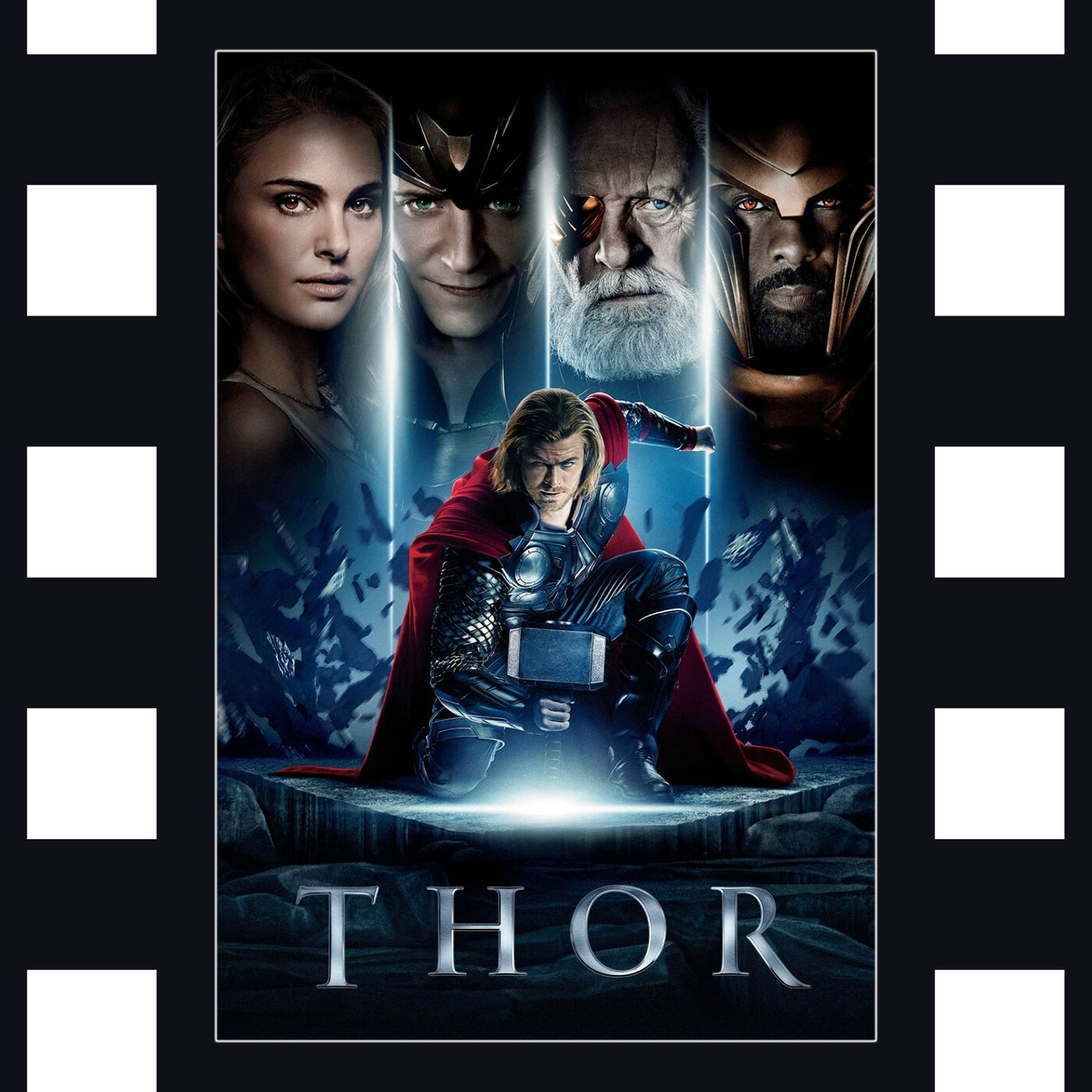 Thor - Asking if the Past Defines Us with The Angry Christian Podcast