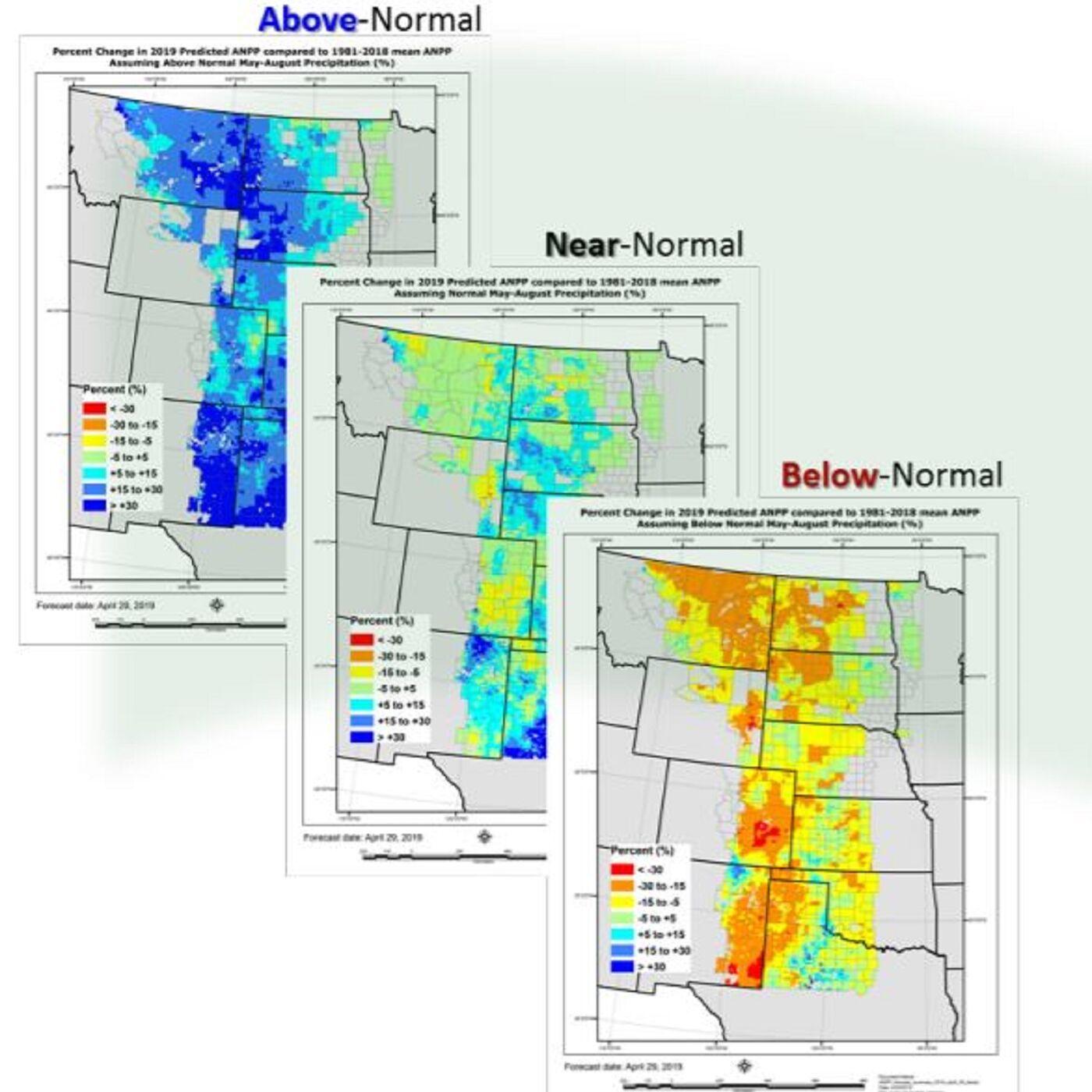 Grass-Cast: A Grassland Productivity Forecasting Tool