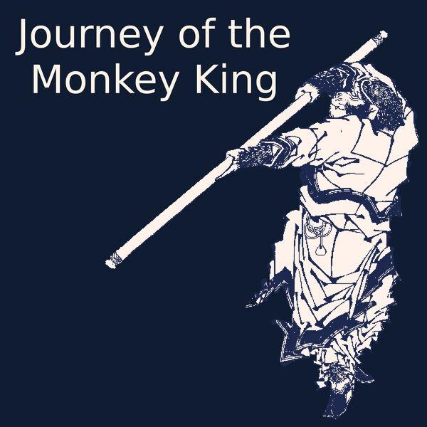 Journey of the Monkey King Podcast Artwork Image