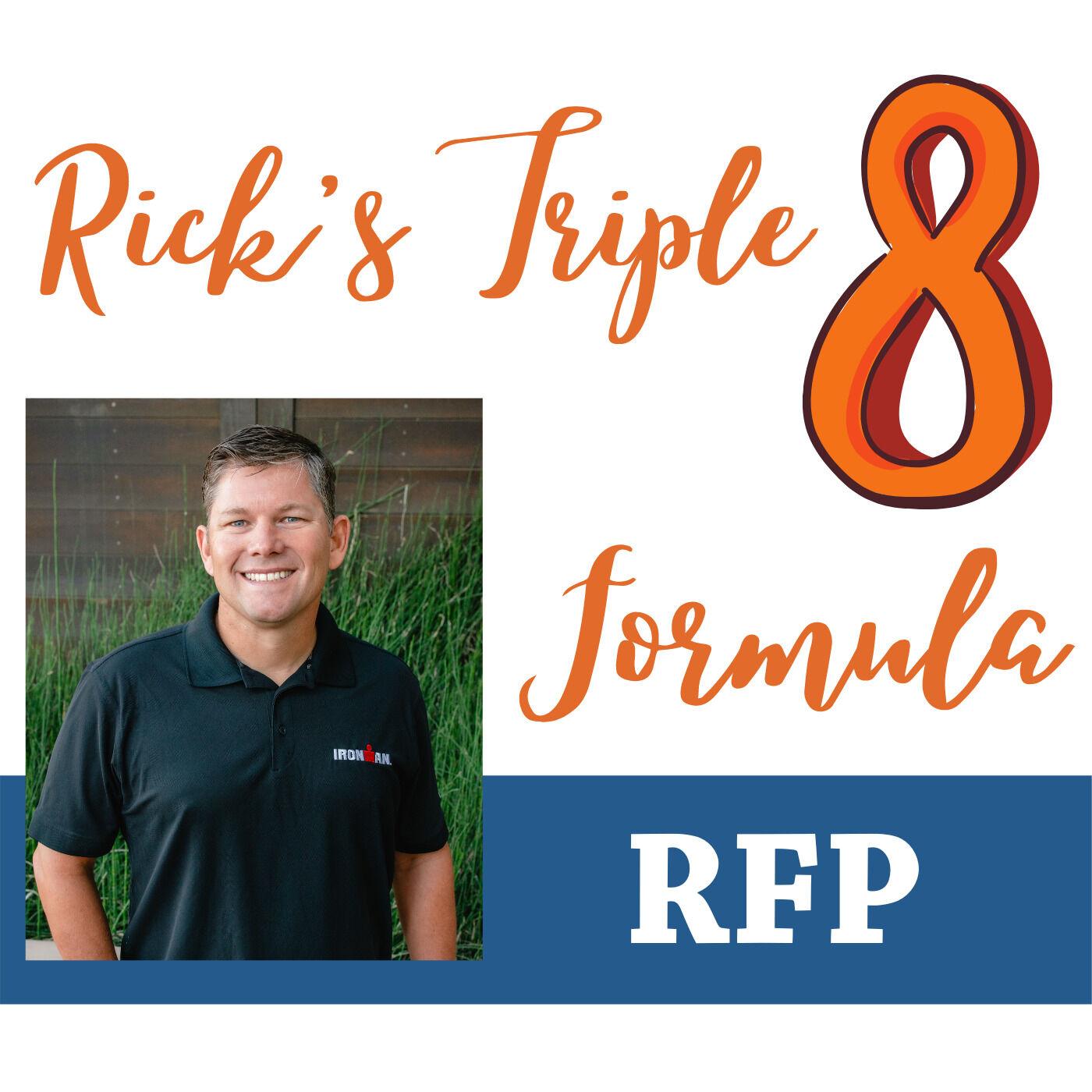 Rick's Triple 8 Formula to Ensure an Investment Property Makes Financial Sense