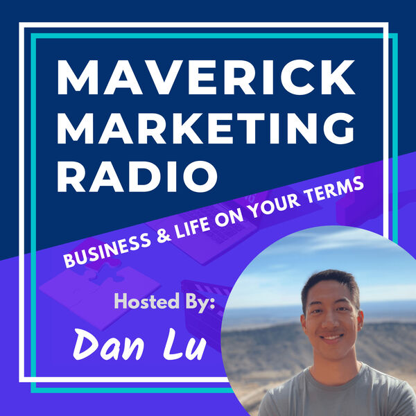 Maverick Marketing Radio Podcast Artwork Image