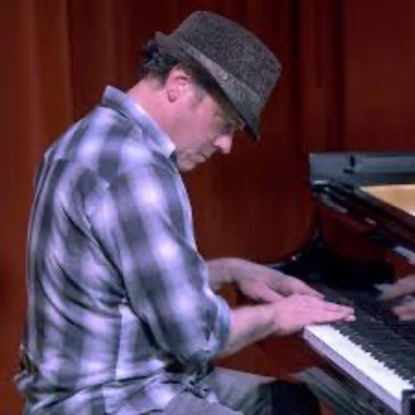 Pianist James Carney Talks Shop