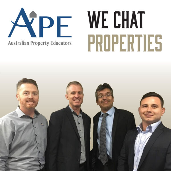 We Chat Properties  Podcast Artwork Image