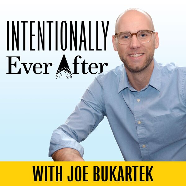 Intentionally Ever After Podcast Artwork Image