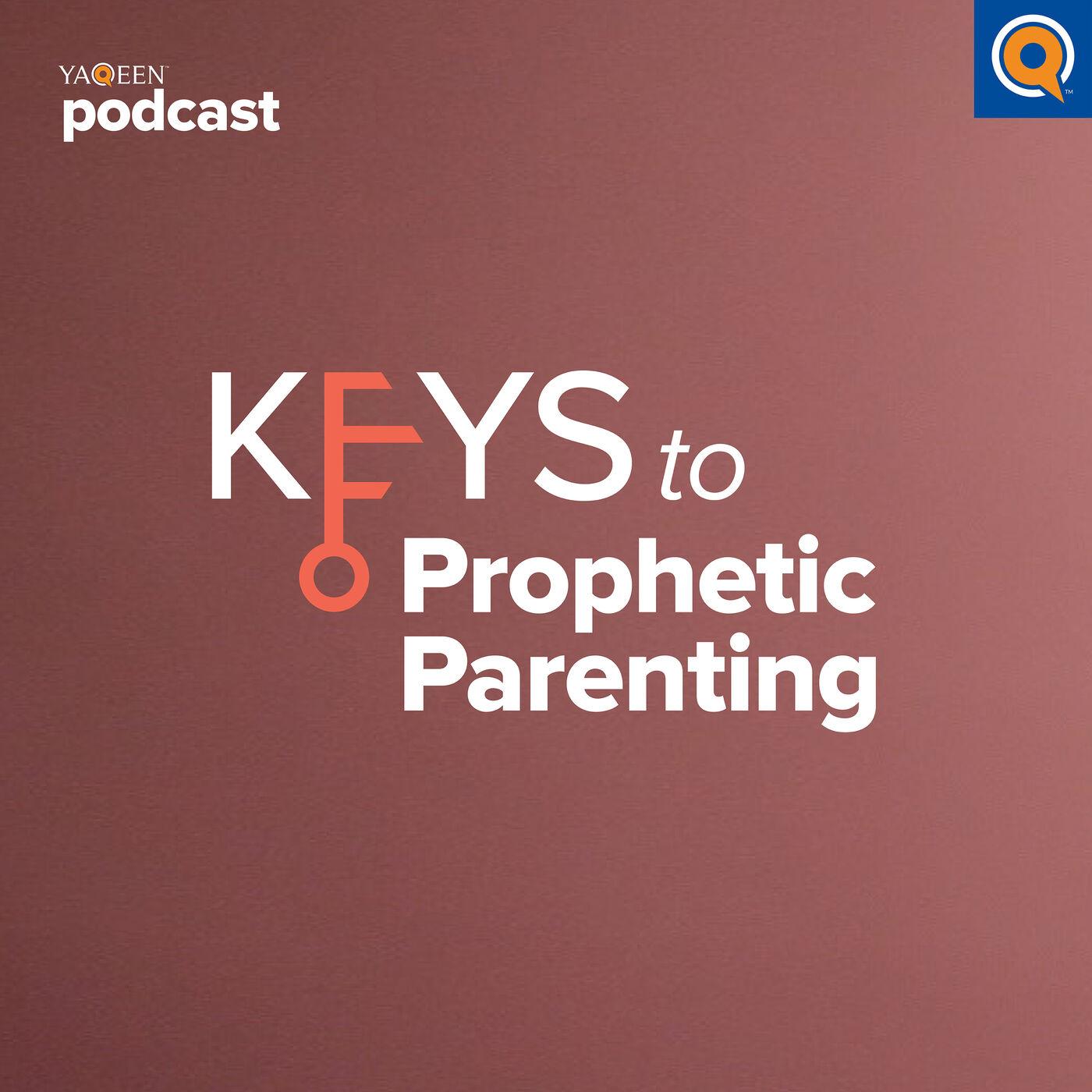 Ep 5 - Friendship | Keys to Prophetic...