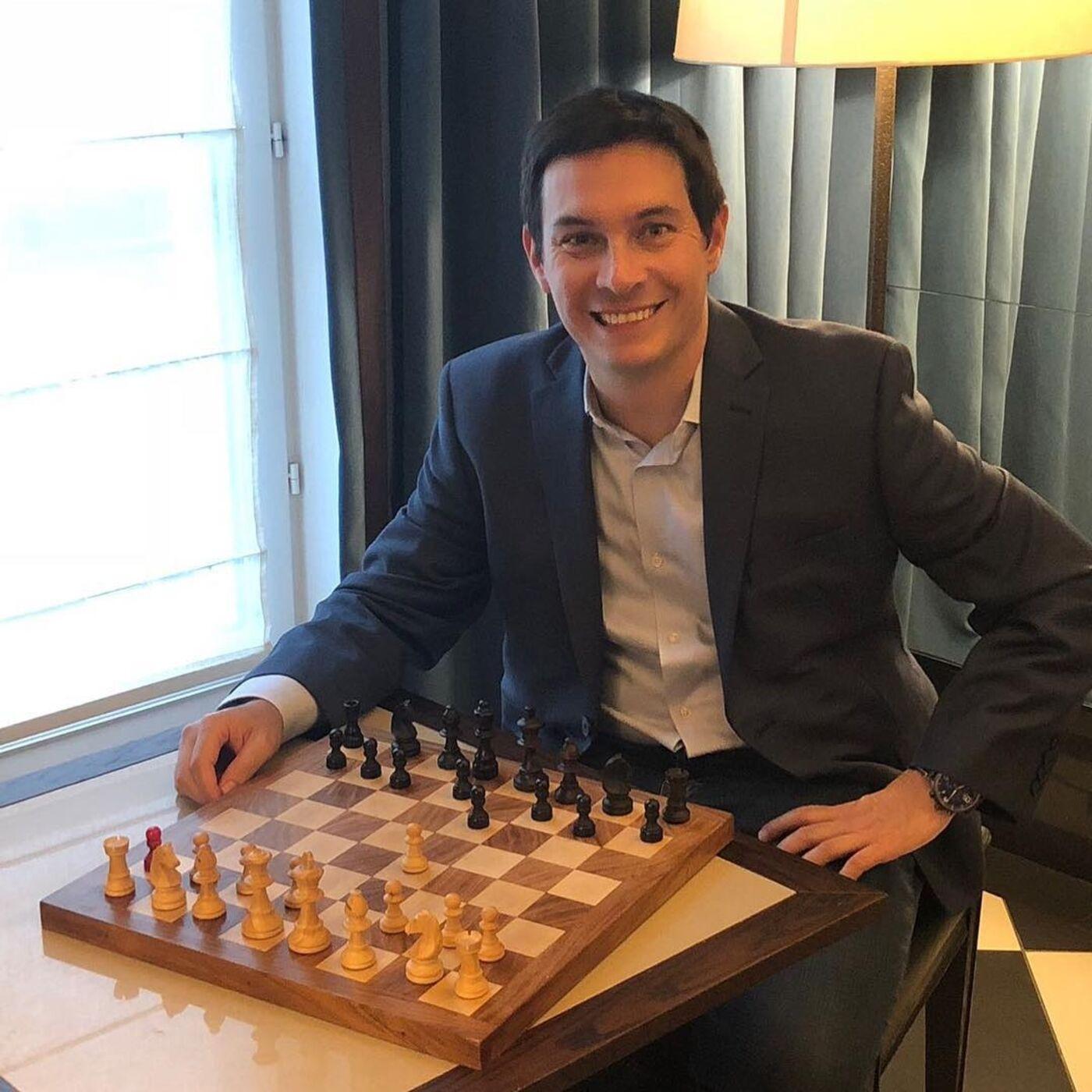 153rd Episode with International Master Carlos Perdomo, Founder of Chess Atlanta