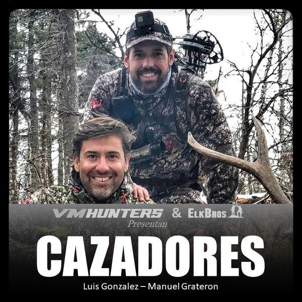 CAZADORES Podcast Artwork Image