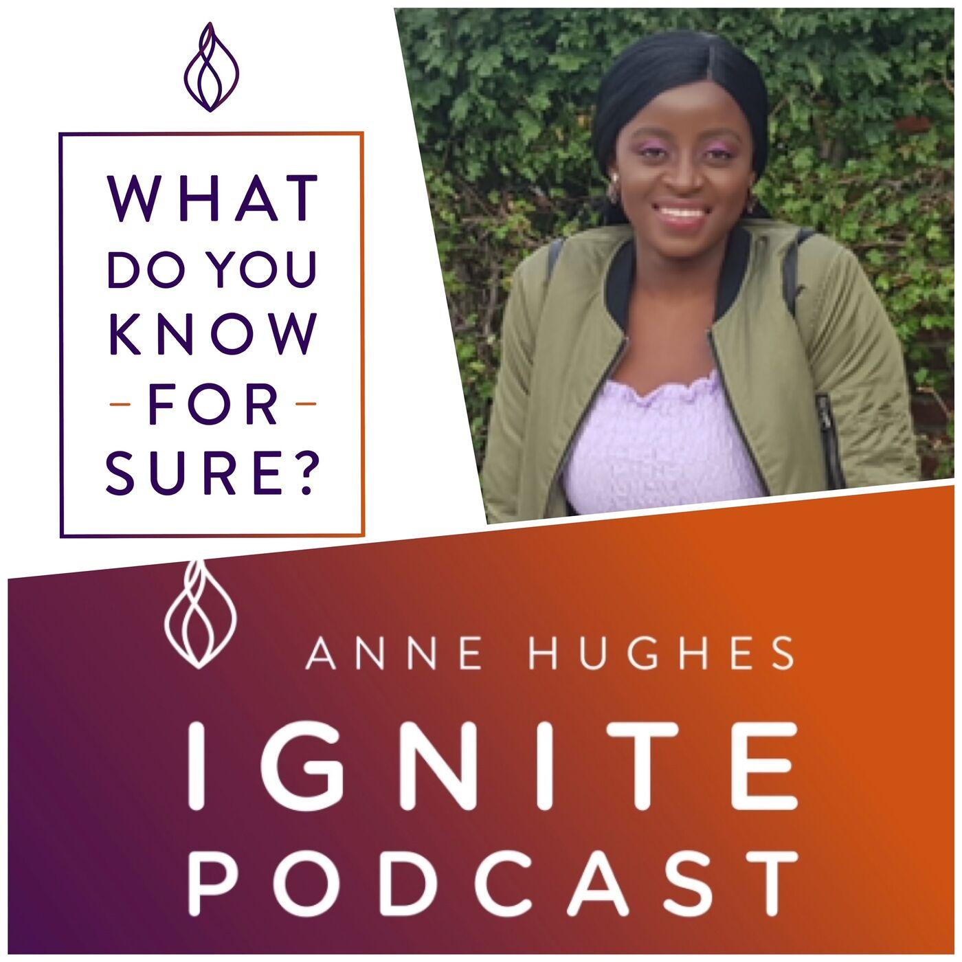 #62 Truth & Honesty with Lauryn Mwale
