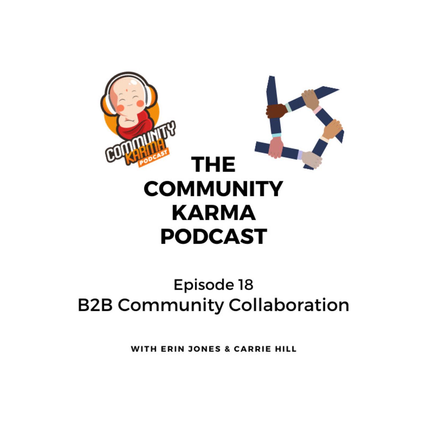 Episode 18: B2B Community Collaboration