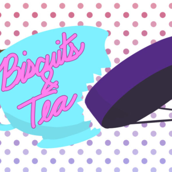 Biscuits and Tea Podcast Artwork Image