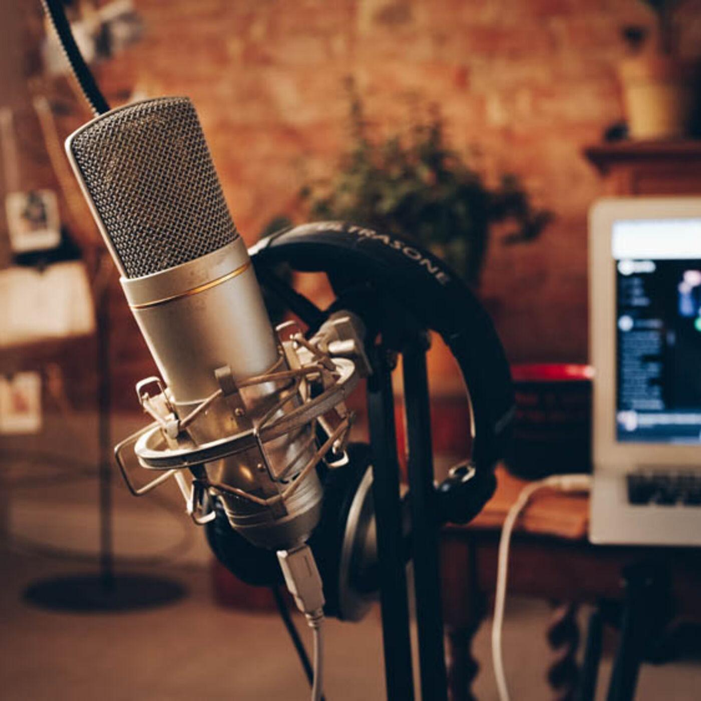 Podcast powitalny Hodowli Słów
