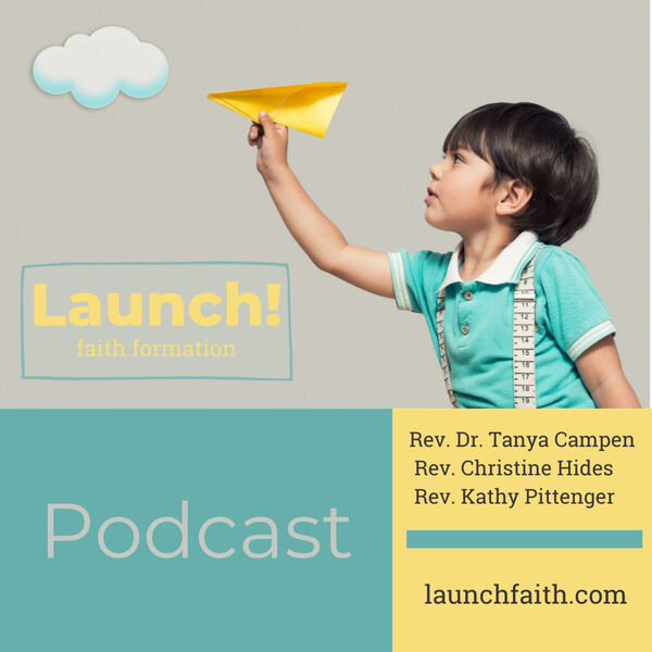 Launch! Faith Formation Podcast Artwork Image