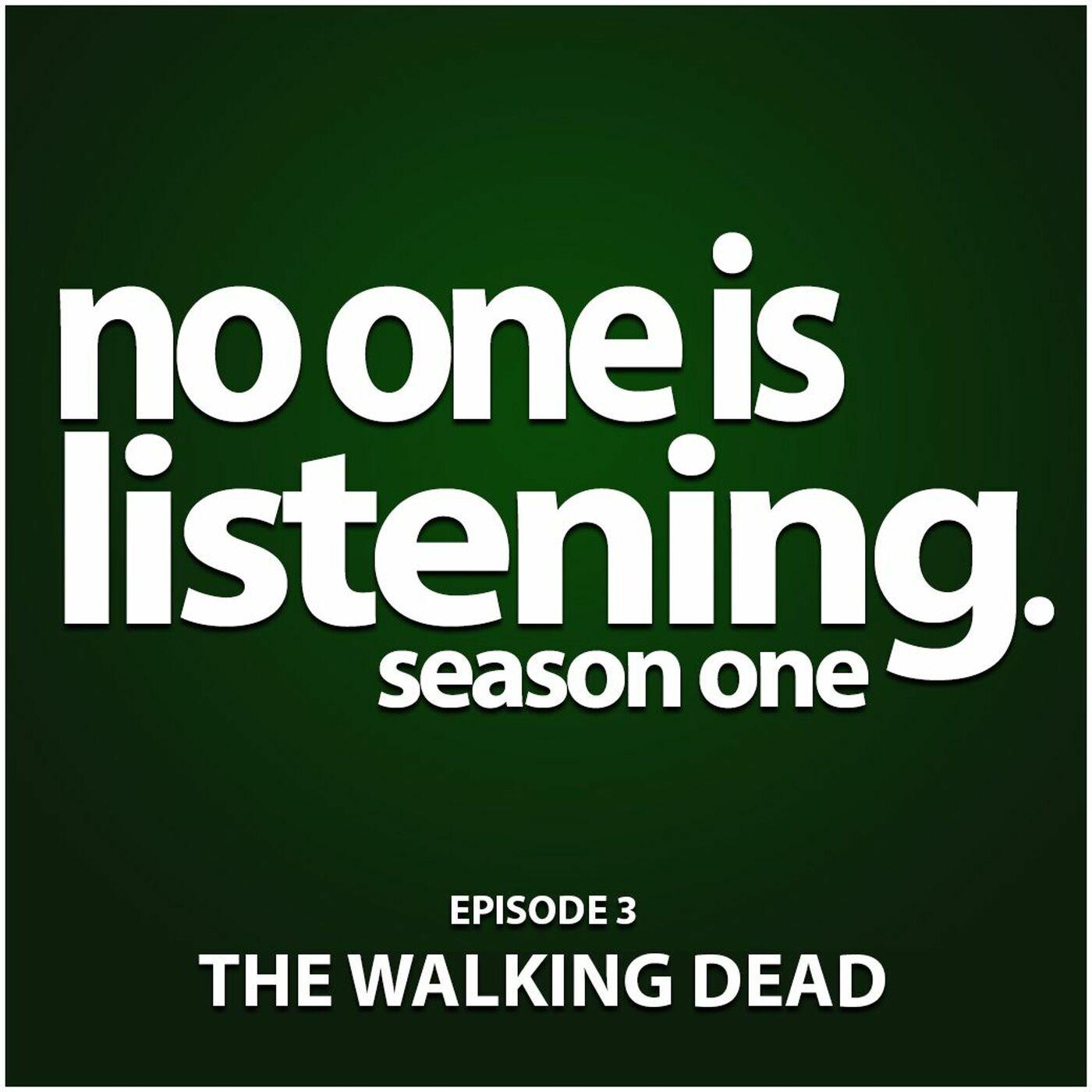 S1E3 The Walking Dead