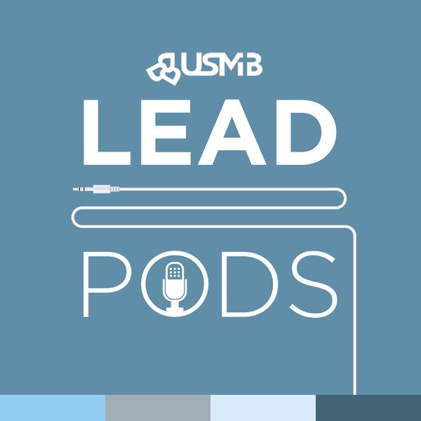 LEAD Pods Podcast Artwork Image