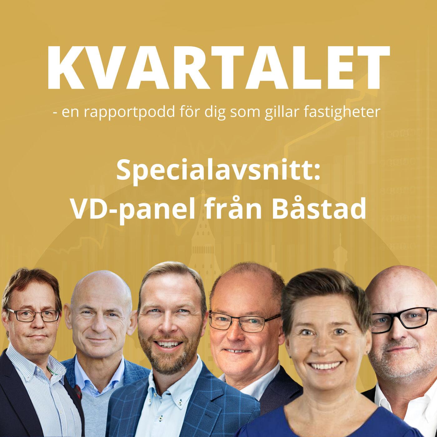 Kvartalet   Specialavsnitt: VD-panel från Kapitalmarknadsdagarna i Båstad 2021