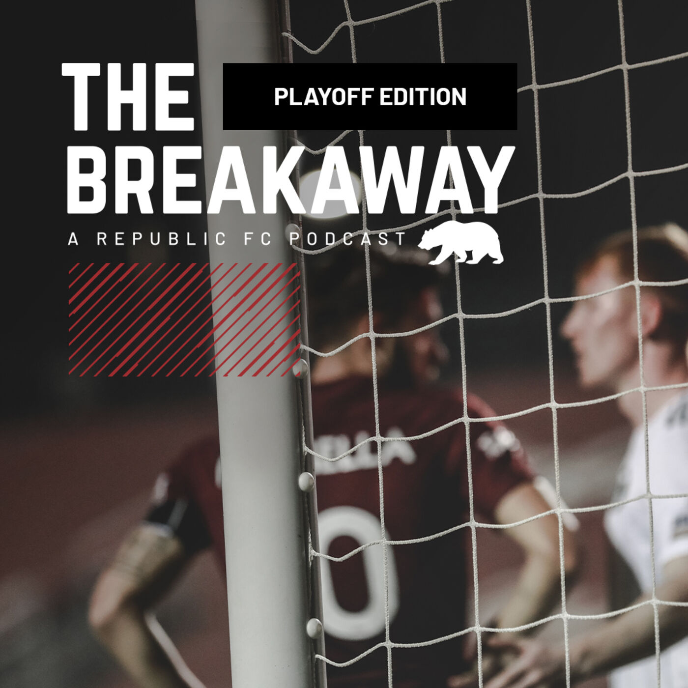 PLAYOFF EDITION: Mark Briggs/Matt George/Alicia Rodriguez/Cameron Salerno on Saturday's BIG Match