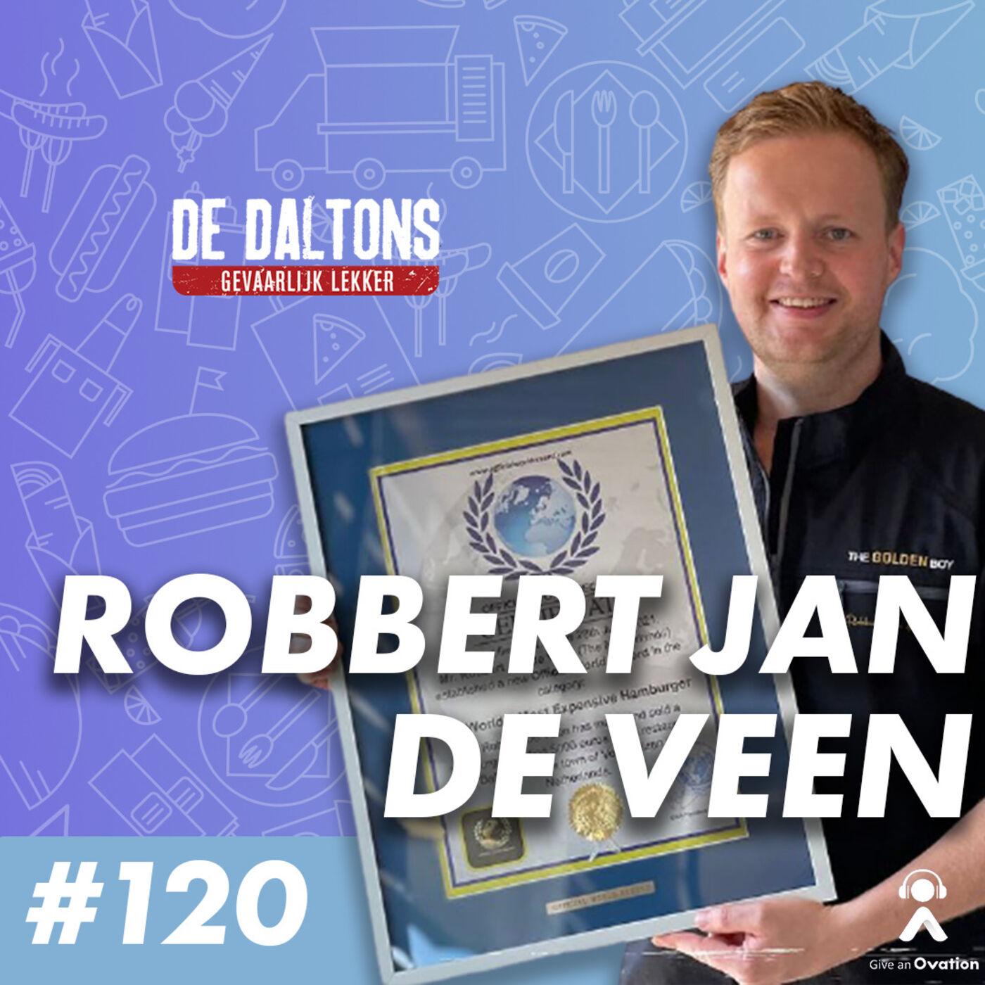 Creating The $6,000 Burger with Robbert Jan de Veen