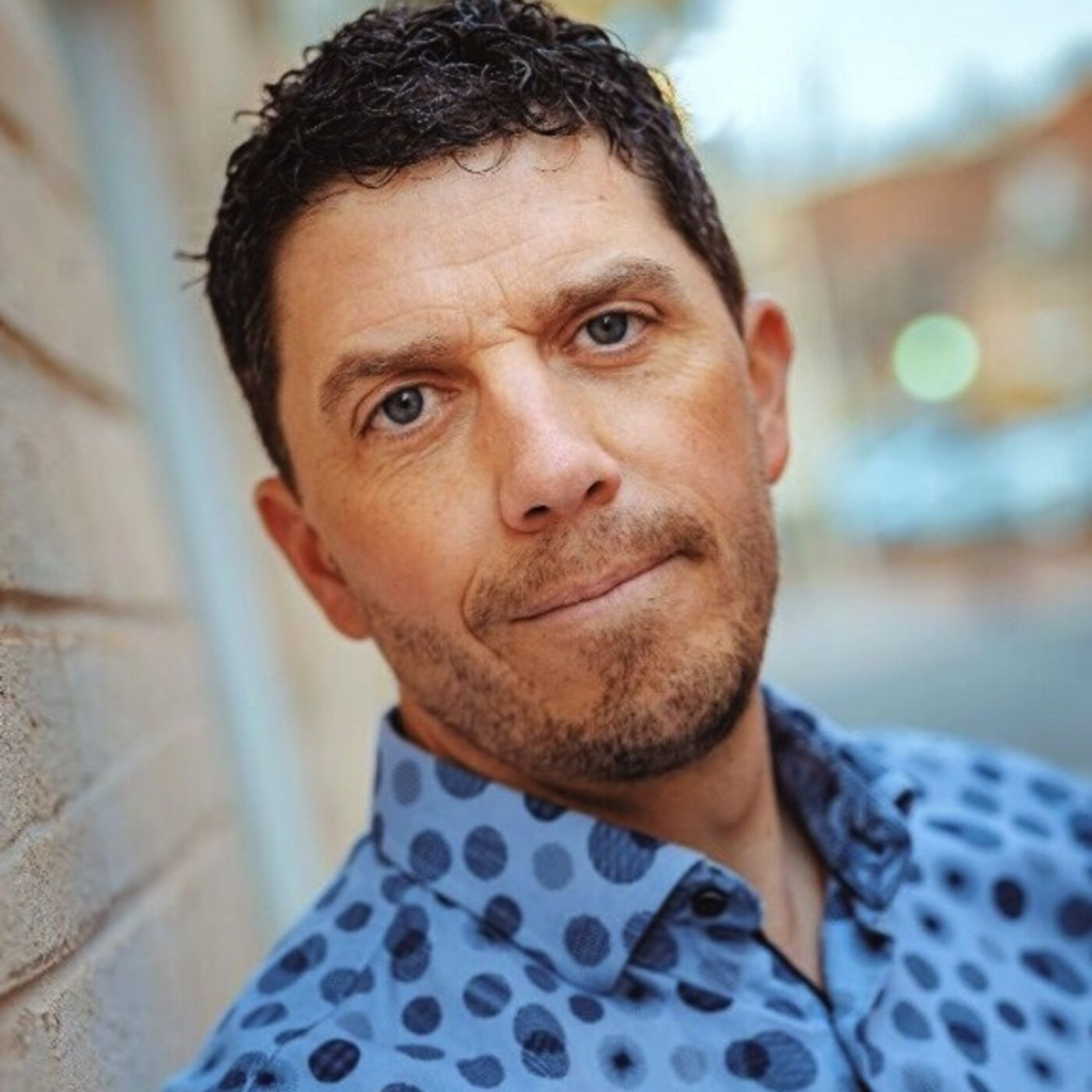 2.16 Cory Reese.  #Stronger than the Dark.  Ultramarathoner, Author, Social Worker.