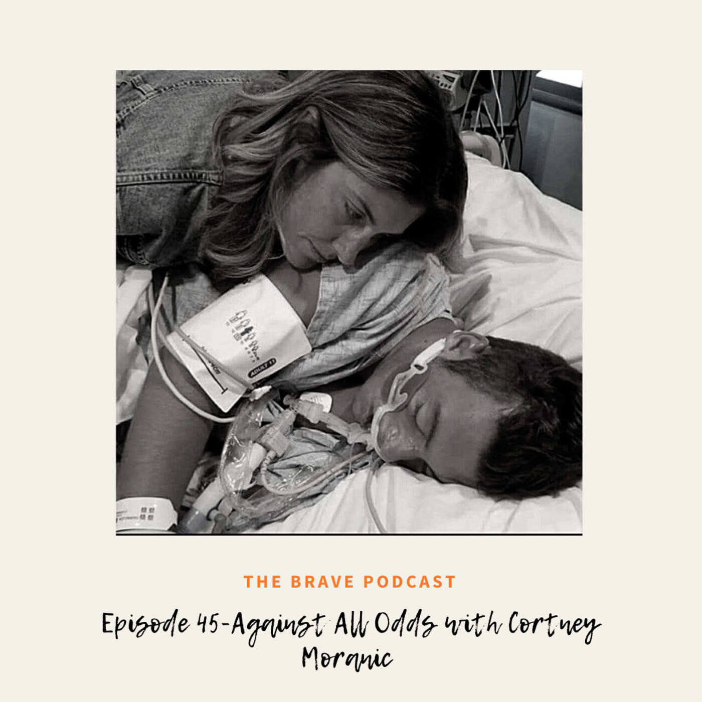 Against all Odds with Courtney Maronic