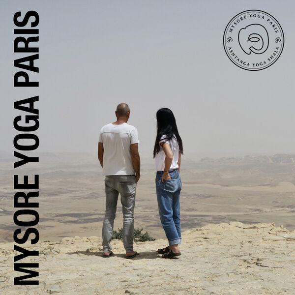 Mysore Yoga Paris – Closer Together Podcast Artwork Image