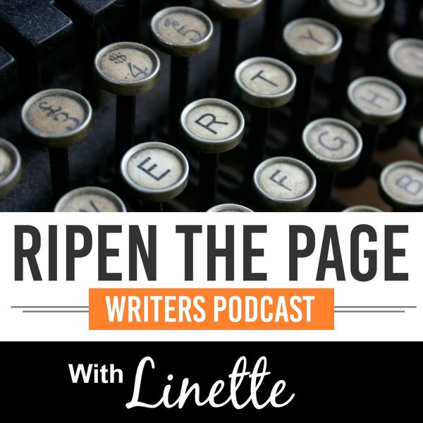 Ripen the Page: Novel Writing Podcast Podcast Artwork Image