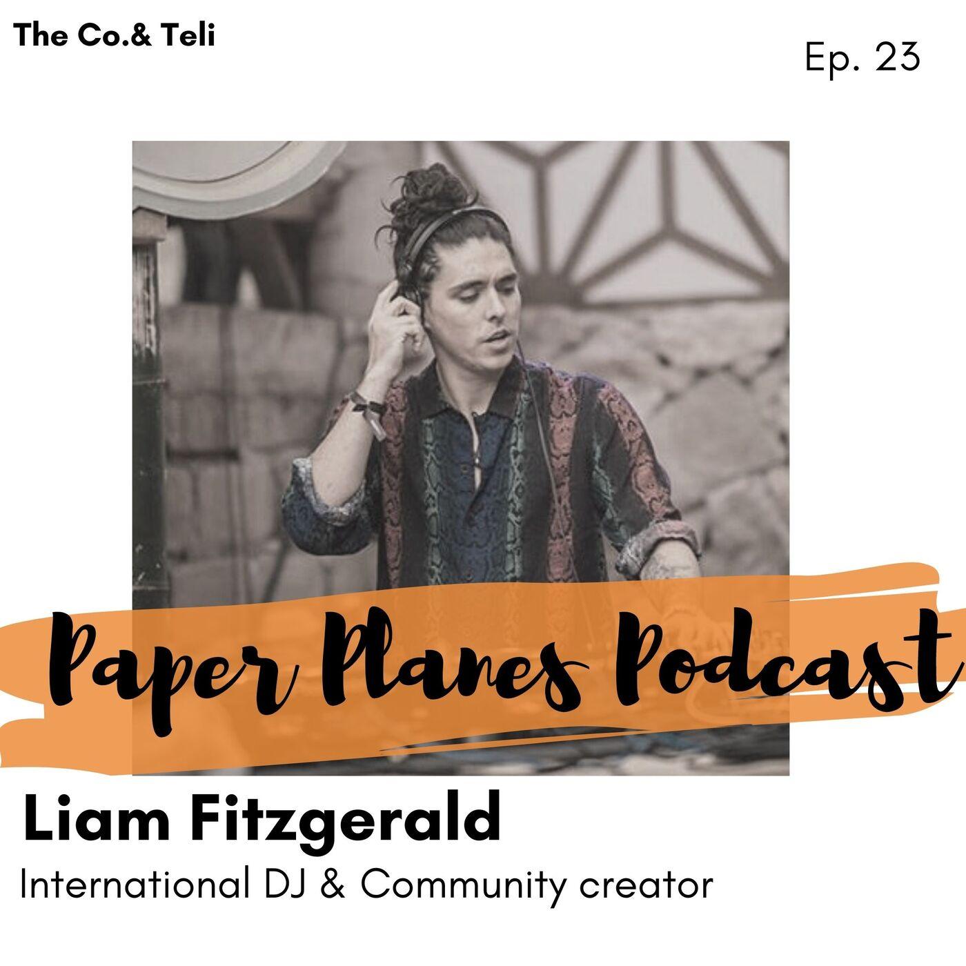 23. Liam Fitzgerald // Write it down and make it happen!