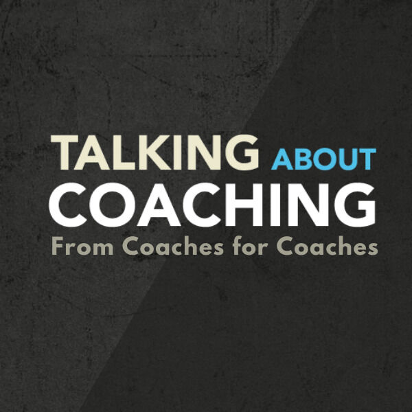 Talking about Coaching Podcast Artwork Image