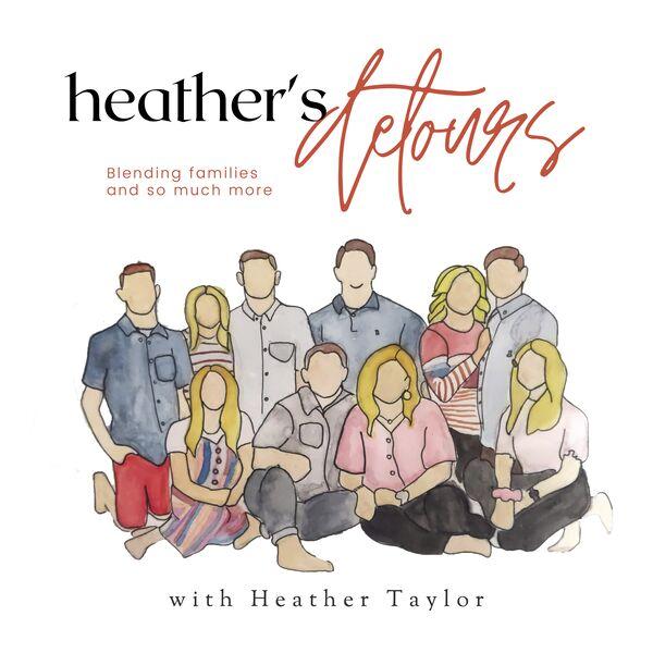 Heather's Detours Podcast Artwork Image