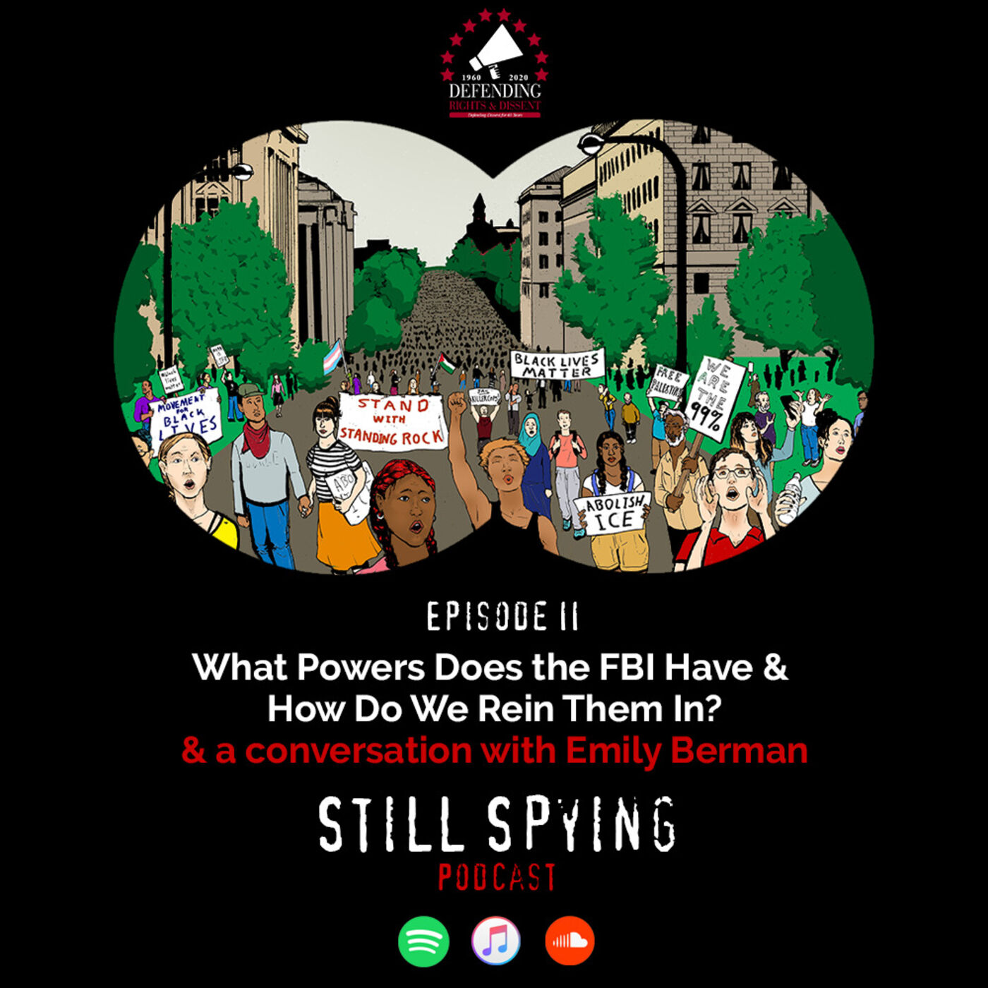 What Powers Does the FBI Have & How Do We Rein Them In? Featuring Emily Berman