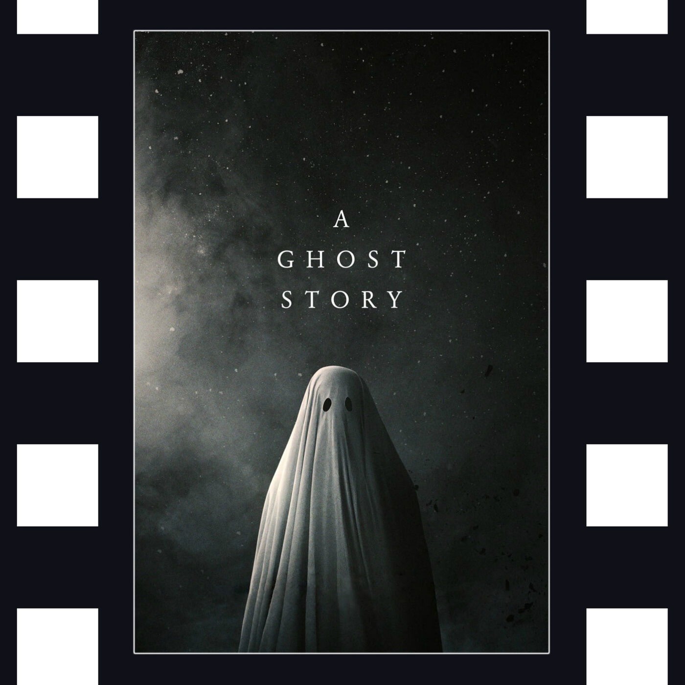 A Ghost Story - On Time, Grief, and Interpreting Media