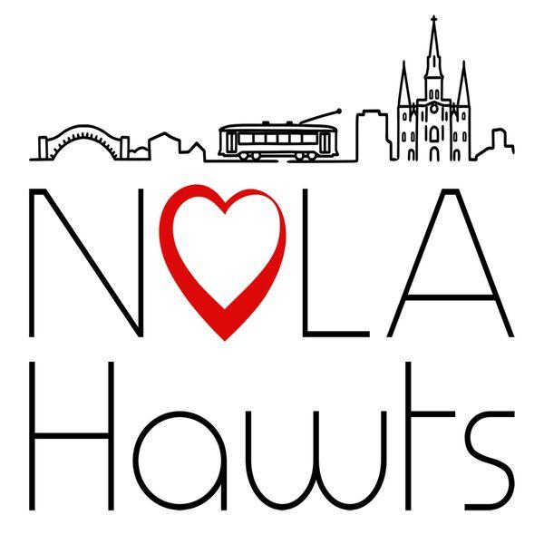 Nola Hawts Podcast Artwork Image
