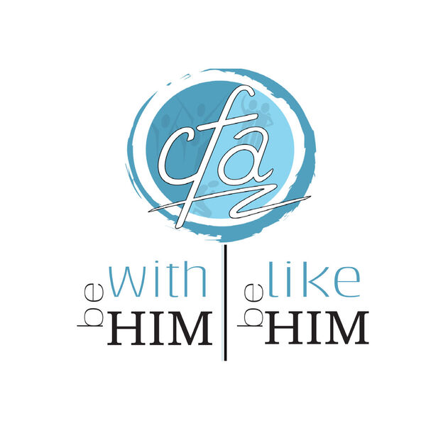 Be With Him   Be Like Him  Podcast Artwork Image