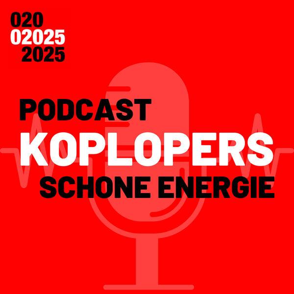 Koplopers Schone Energie Podcast Artwork Image