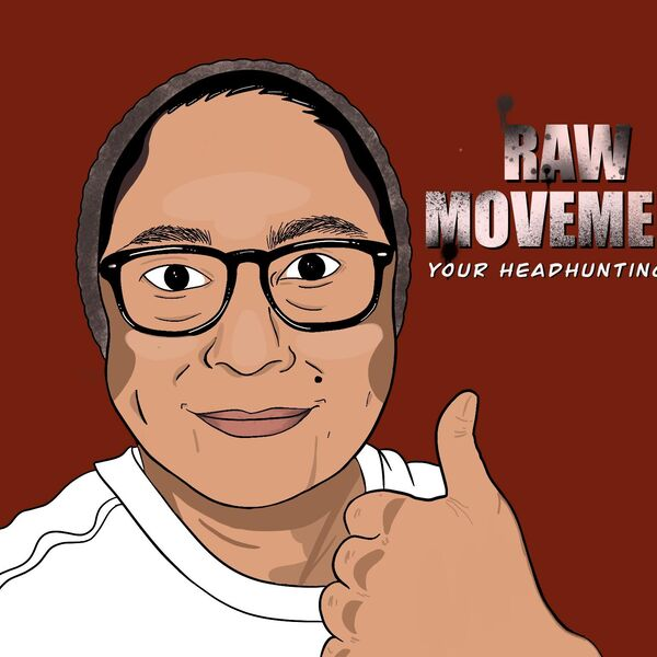 Raw moVement: Your Headhunting Guy Podcast Artwork Image