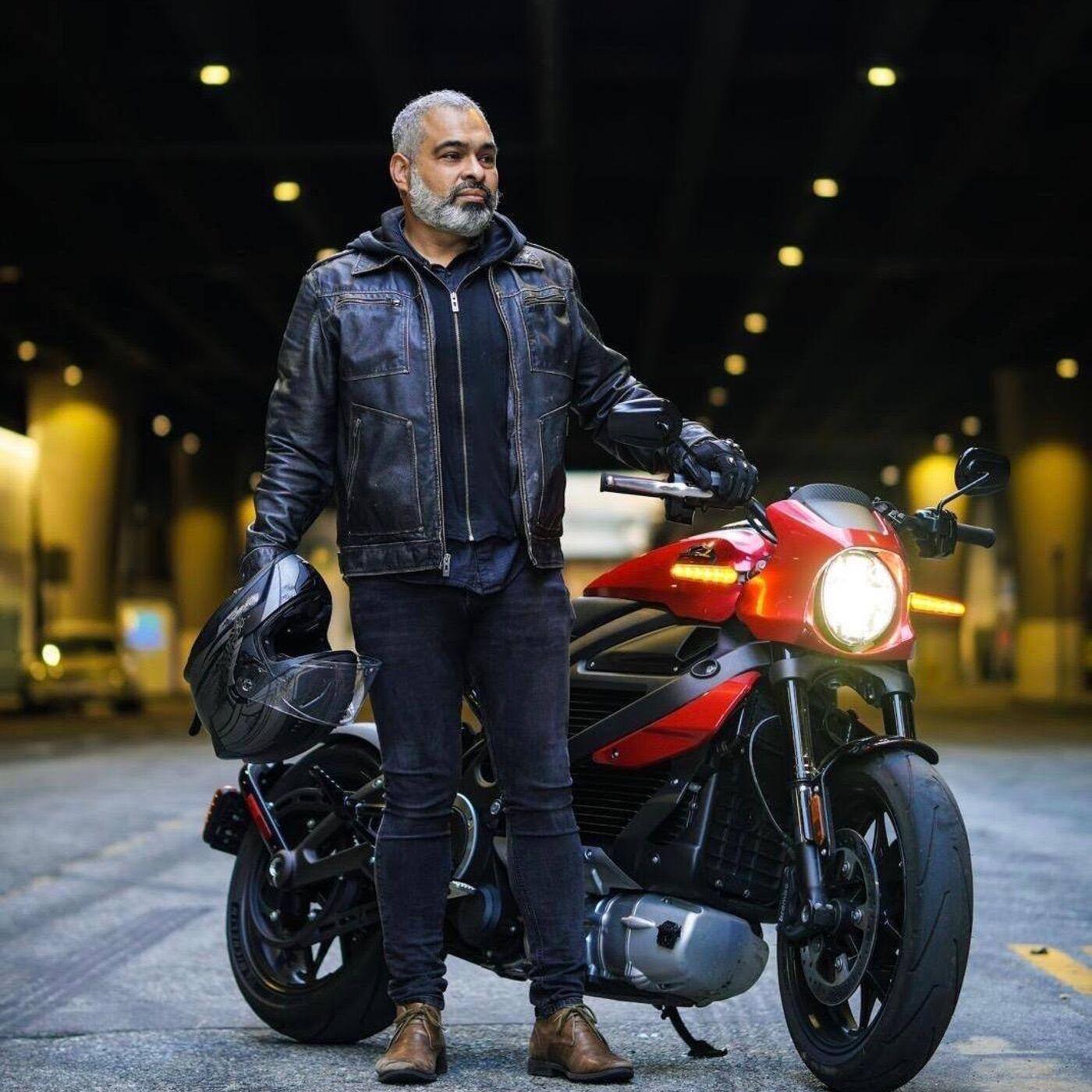 Episode 251 - Interview with HD LiveWire Rider Diego Cardenas
