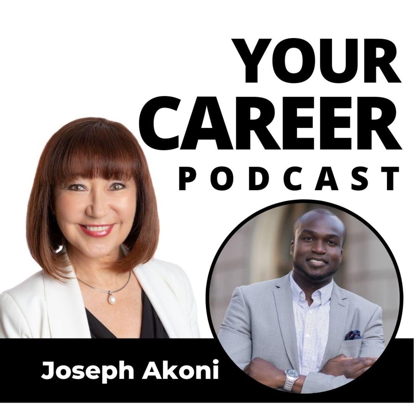 Joseph Akoni - LinkedIn Product Manager - Episode 199