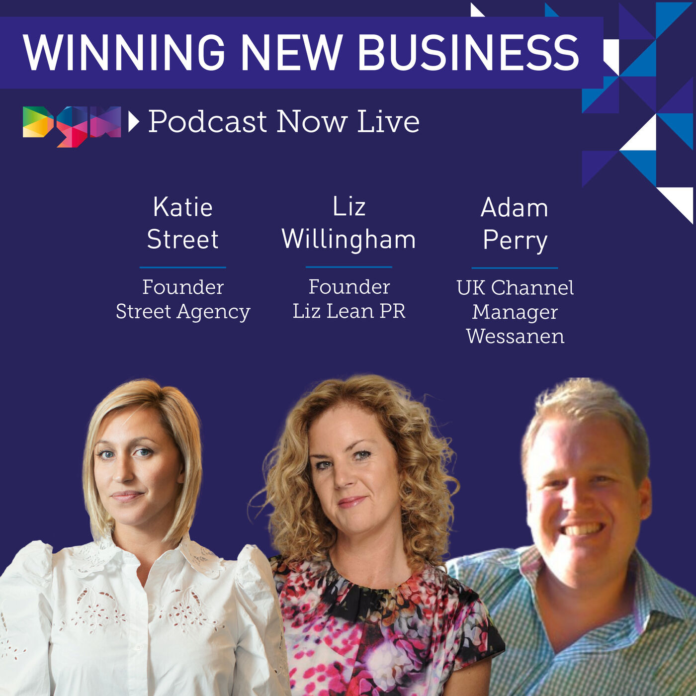 """Live Q&A """"Winning New Business"""" with Liz Willingham, Adam Perry & Katharine Wright #S1E13"""