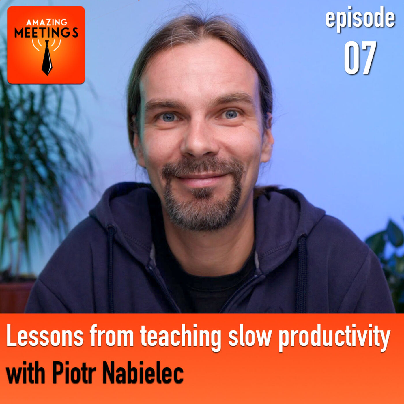 Lessons from teaching slow productivity with Piotr Nabielec