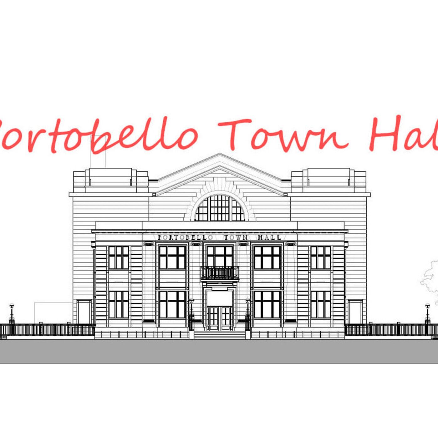 209 Portobello Town Hall - a Great Success Story