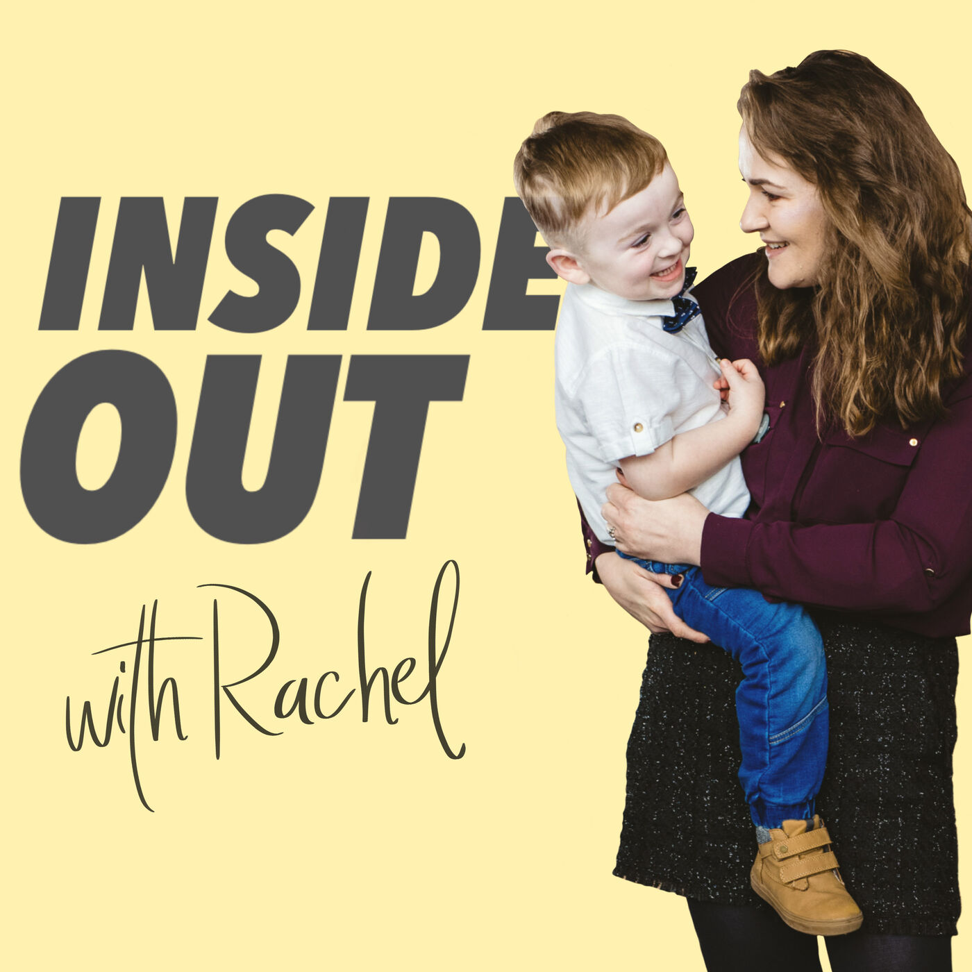 Inside Out with Rachel (& Jake); Hirschprung Disease & Ostomate Duo