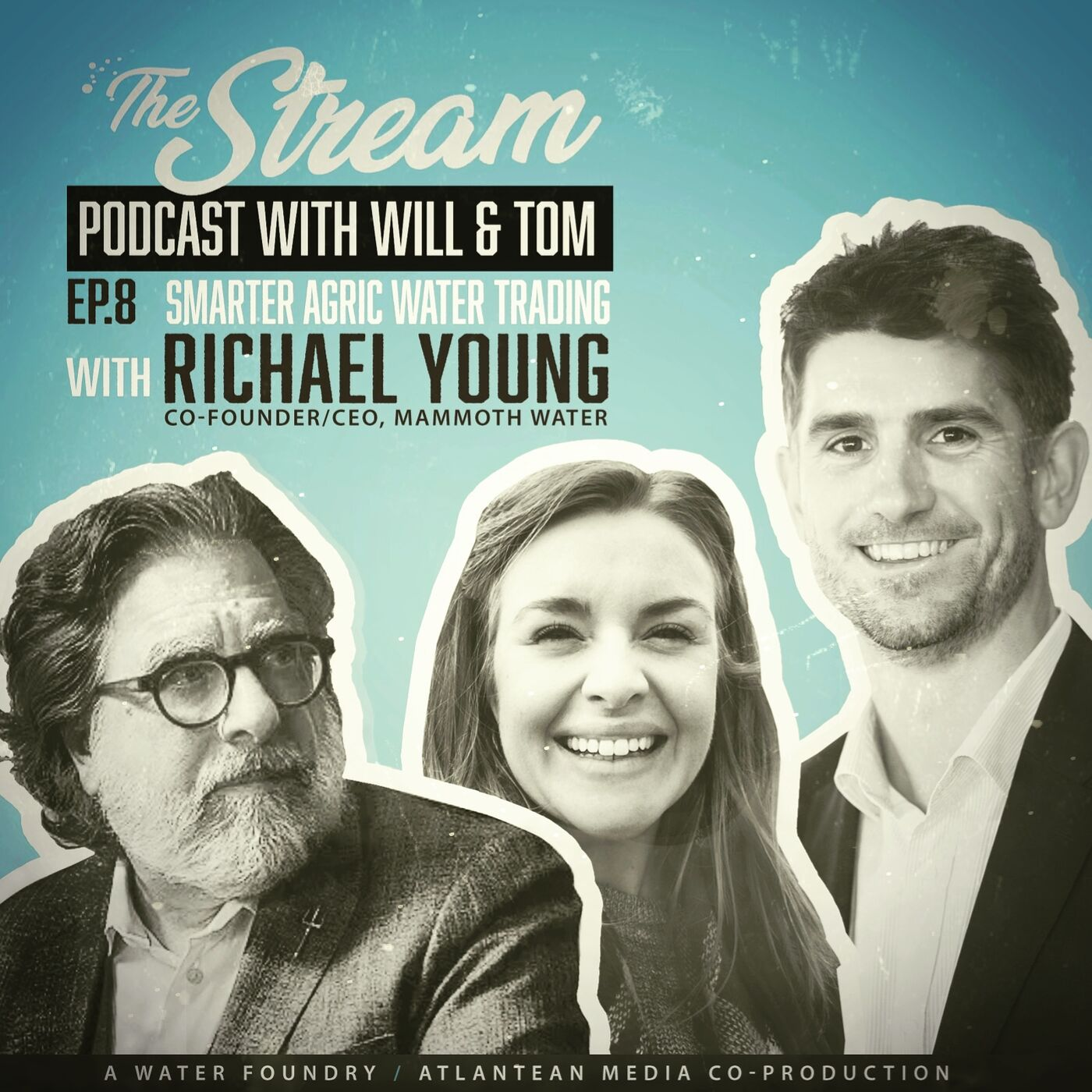 Ep 8: Smarter agricultural water trading with Richael Young