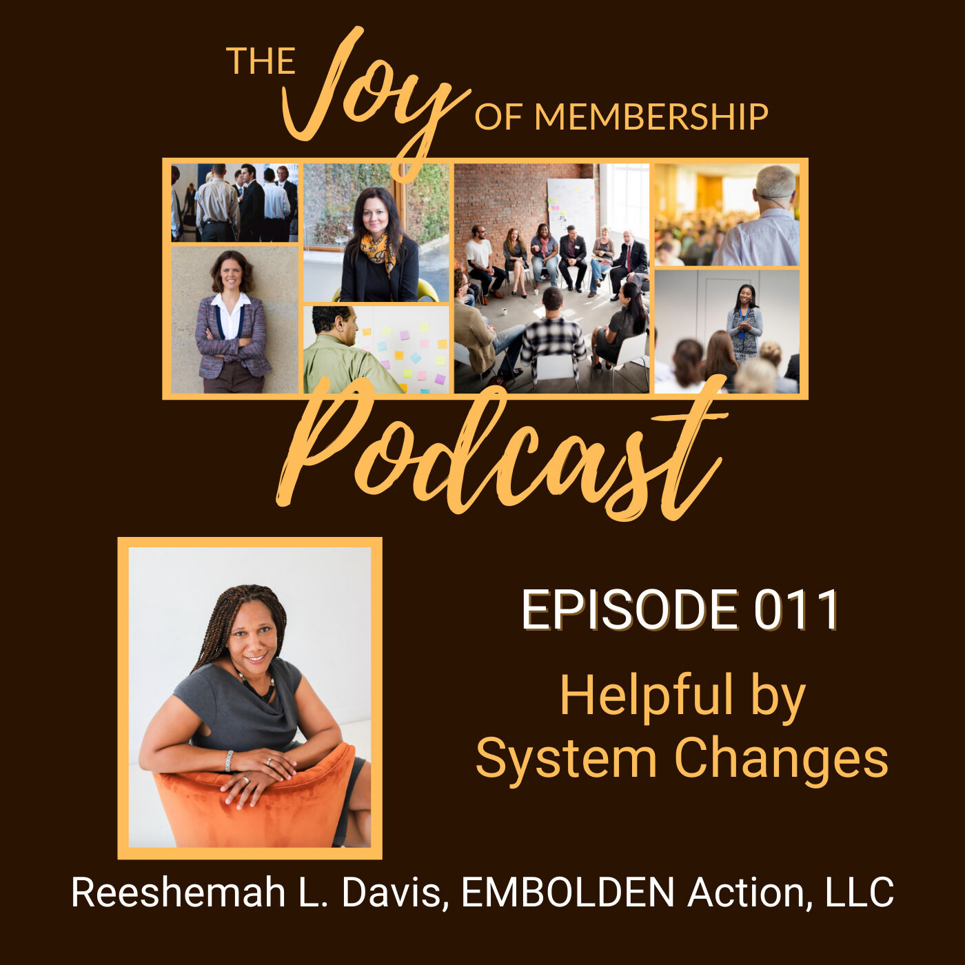 Helpful with System Changes: Reeshemah Davis