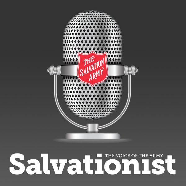 Salvationist Podcast Podcast Artwork Image