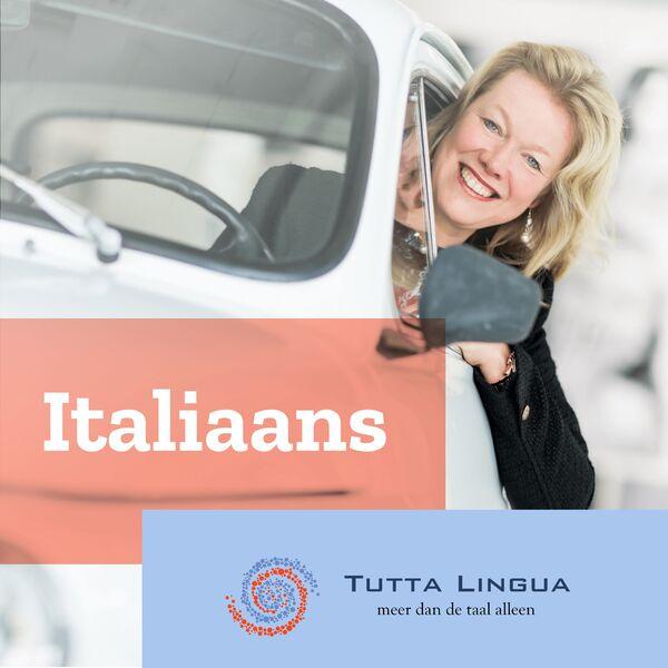 Tutta Lingua Italiaans leren Podcast Artwork Image