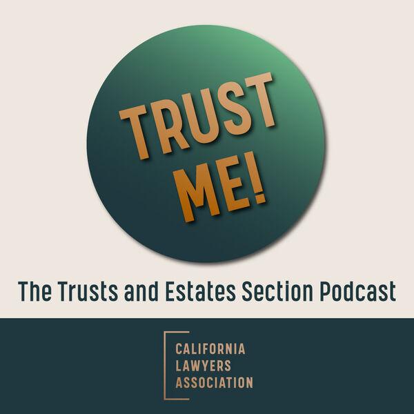 Trust Me Podcast Artwork Image