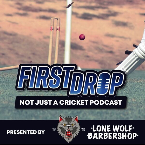 First Drop Podcast Artwork Image