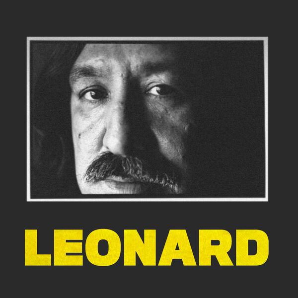LEONARD: Political Prisoner Podcast Artwork Image