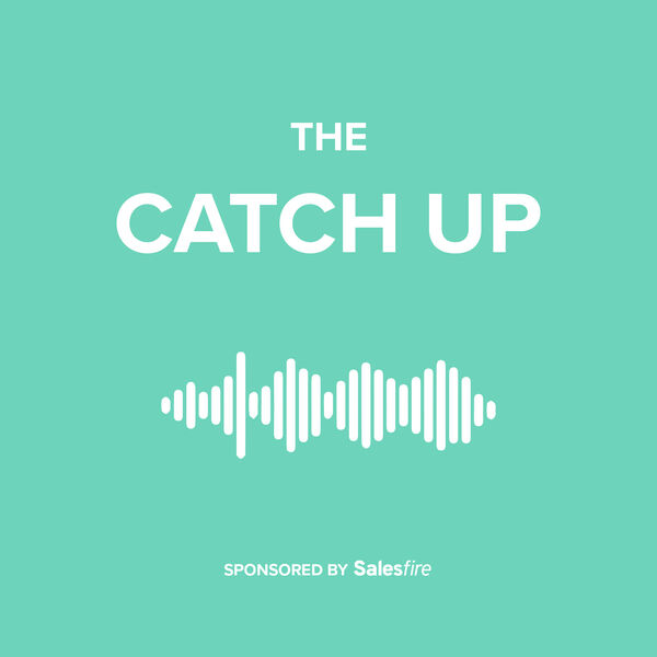 The Catch Up Podcast Artwork Image